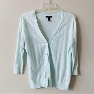 GAP Mint Green Sweater